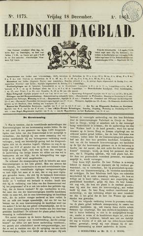 Leidsch Dagblad 1863-12-18
