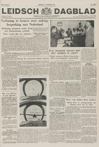 Leidsch Dagblad 1956-01-17