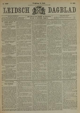 Leidsch Dagblad 1909-07-02