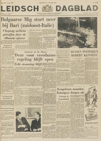 Leidsch Dagblad 1962-01-22