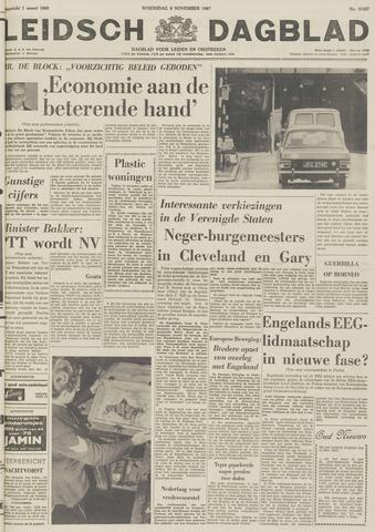 Leidsch Dagblad 1967-11-08