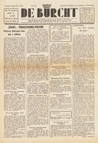 De Burcht 1945-09-07