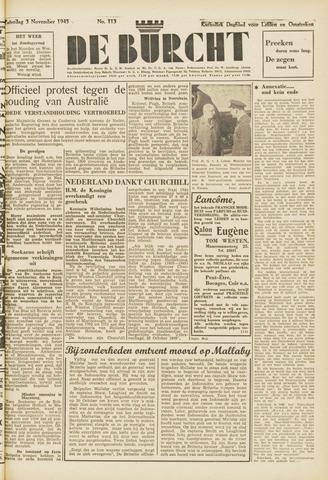 De Burcht 1945-11-03