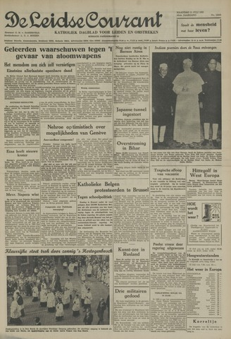Leidse Courant 1955-07-11