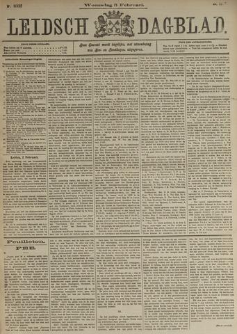 Leidsch Dagblad 1897-02-03