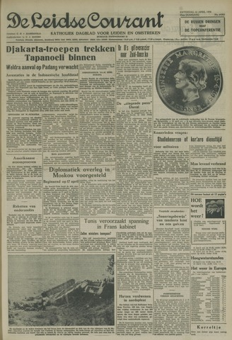 Leidse Courant 1958-04-12