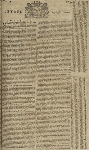 Leydse Courant 1759-03-09