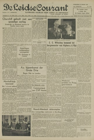 Leidse Courant 1950-03-29