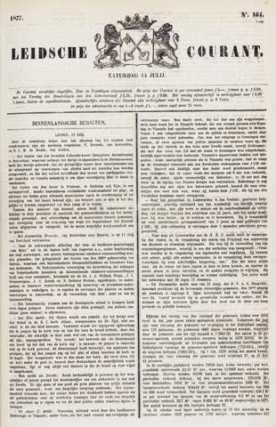 Leydse Courant 1877-07-14