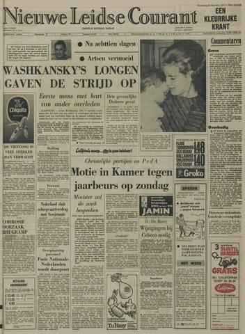 Nieuwe Leidsche Courant 1967-12-21
