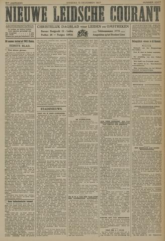 Nieuwe Leidsche Courant 1927-12-13