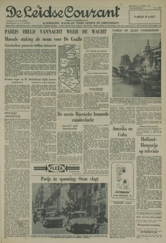 Leidse Courant 1961-04-25