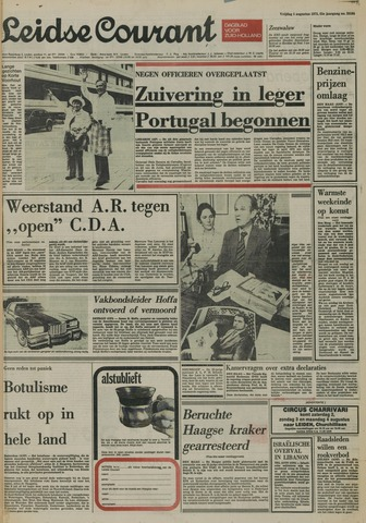 Leidse Courant 1975-08-01