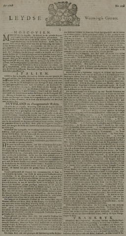 Leydse Courant 1728-09-08