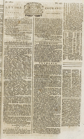 Leydse Courant 1822-09-06