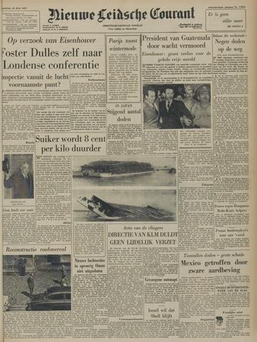 Nieuwe Leidsche Courant 1957-07-29