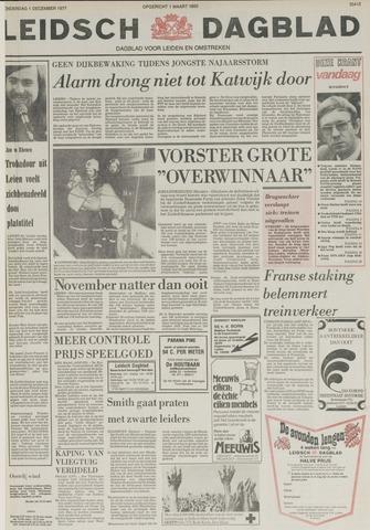 Leidsch Dagblad 1977-12-01