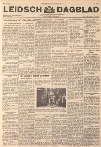 Leidsch Dagblad 1947-08-28