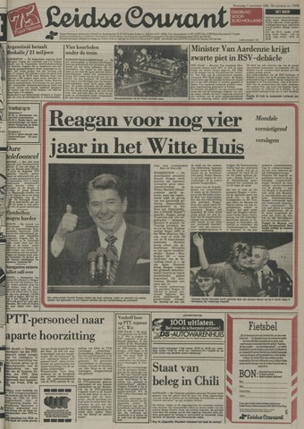 Leidse Courant 1984-11-07