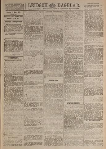 Leidsch Dagblad 1920-03-22