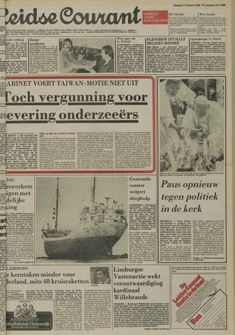 Leidse Courant 1981-02-17