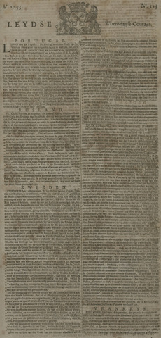 Leydse Courant 1743-09-25