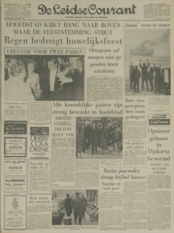 Leidse Courant 1966-03-09