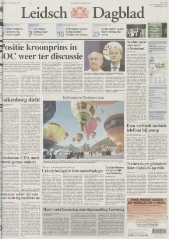 Leidsch Dagblad 1999-01-25