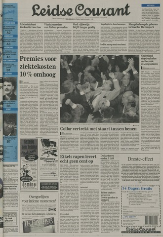 Leidse Courant 1992-09-30