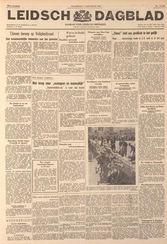Leidsch Dagblad 1947-08-11