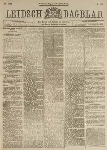Leidsch Dagblad 1901-09-11