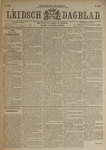 Leidsch Dagblad 1896-12-29