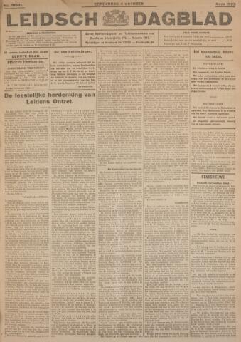 Leidsch Dagblad 1923-10-04