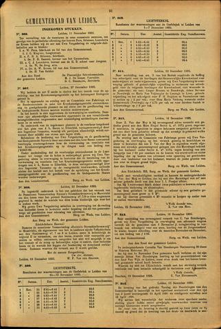 Handelingen van de Raad 1895-12-11