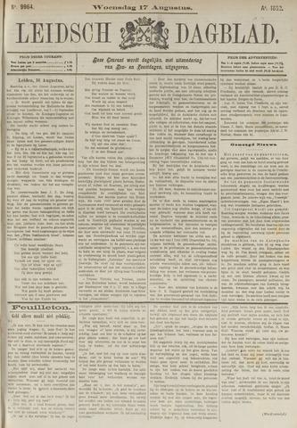 Leidsch Dagblad 1892-08-17