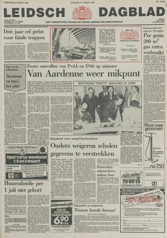 Leidsch Dagblad 1985-03-06