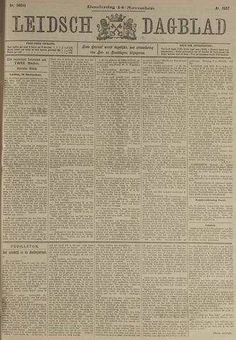 Leidsch Dagblad 1907-11-14
