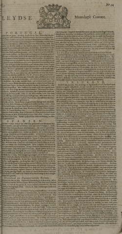 Leydse Courant 1725-08-06