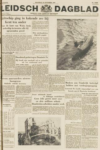 Leidsch Dagblad 1954-11-29