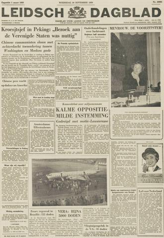 Leidsch Dagblad 1959-09-30