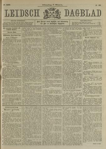 Leidsch Dagblad 1911-03-07