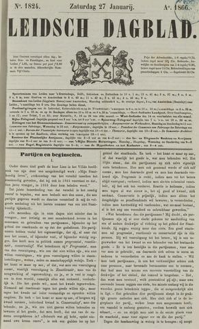 Leidsch Dagblad 1866-01-27
