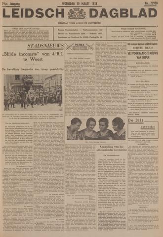 Leidsch Dagblad 1938-03-30