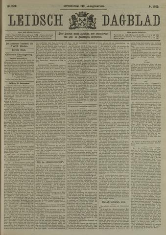 Leidsch Dagblad 1909-08-31