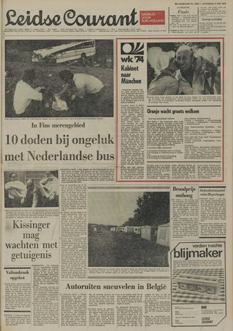 Leidse Courant 1974-07-06
