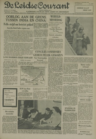 Leidse Courant 1962-10-22
