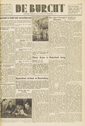 De Burcht 1946-04-25