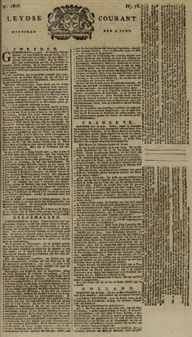 Leydse Courant 1808-06-29