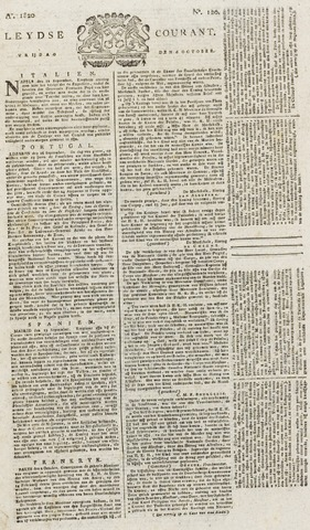 Leydse Courant 1820-10-06
