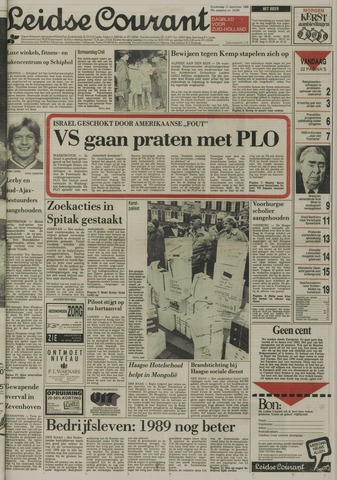 Leidse Courant 1988-12-15